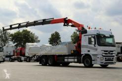 camion Mercedes ACTROS 2544 /6x2/CRANE PALFINGER PK50002 / RADIO