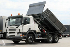 camion Scania P 380 / 6X4 / 2 SIDED TIPPER / BORTMATIC/ T