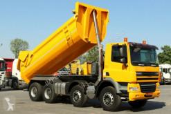 DAF CF 85.410 / 8X4 / TIPPER / RETARDER / MARREL / truck