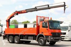 camion Mercedes ACTROS 3336 /6x4/CRANE PALFINGER PK17502 /