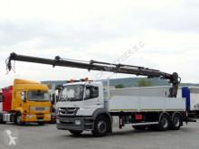 ciężarówka Mercedes AXOR 2633 /6x4/ CRANE HIAB 288/ LIFT: 9500 KG!!