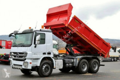 camion Mercedes ACTROS 3336 / 6X4/2 SIDED TIPPER /BORTMATIC /