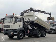 camion MAN TGA 26.360/2 SIDED TIPPER+CRANE TEREX 135.2/
