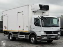 ciężarówka Mercedes ATEGO 1218 / REFRIDGERATOR / 14 EP / CARRIER /