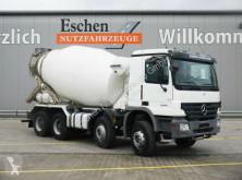 Mercedes 3241 B, 8x4, 9 m³ Liebherr, Klima, AP Achsen truck