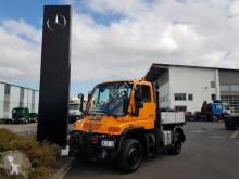 Unimog Mercedes-Benz U300 4x4 Hydraulik Standheizung