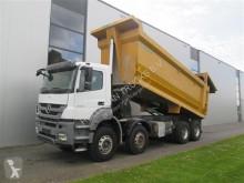 camião nc MERCEDES-BENZ - AXOR 4140 DUMPER FULL STEEL