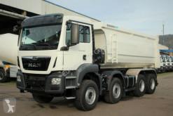 camion MAN TGS 41.430 8x4 / Kipper / EURO 6