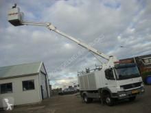 Mercedes 1222 custer 14,5 meter truck