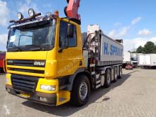 kamion Ginaf X 4243 TS + + HMF CRANE + REMOTE CONTROL + CHAIN SYSTEM