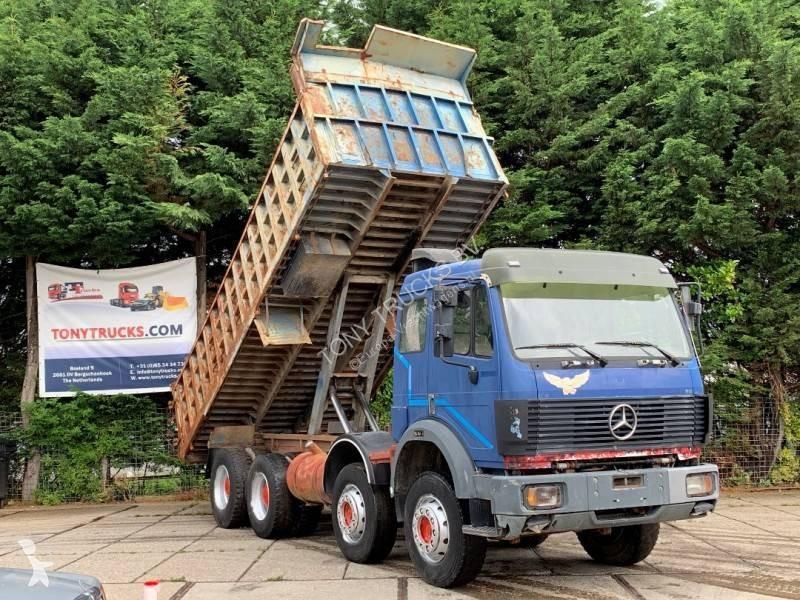 Voir les photos Camion Mercedes 3535