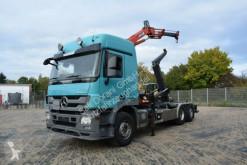 camion Mercedes Actros 2836 Abroller mit MKG 96 6x2