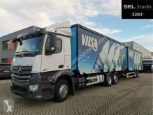 camion Mercedes Antos 2542 6x2 / Lenkachse / Komplett!!!