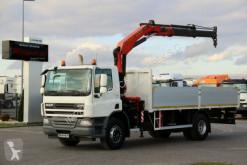camion DAF CF 75.310 / 4X2 / CRANE PALFINGER 15500 / RADIO