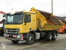 camion Mercedes Actros 2641 6x4 3-Achs Kipper mech. Bordmatik l