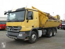 camion Mercedes Actros 2641 6x4 3-Achs Kipper