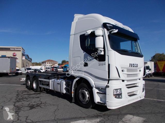 Voir les photos Camion Iveco 260S46