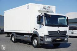 camião Mercedes MERCEDES-BENZ - ATEGO / 1221 / E 6 / CHŁODNIA / 15 EUROPALET