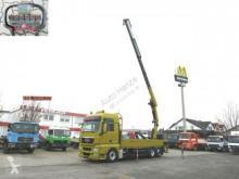 ciężarówka MAN TG-X 26.480 6x2-2 LL Pritsche Heckkran 45m/to, F