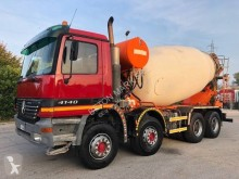 Cifa concrete truck