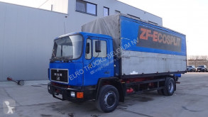 camion MAN 17.192 (MANUAL PUMP / 6 CYLINDER ENGINE)