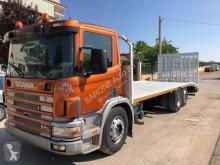 ciężarówka pomoc drogowa-laweta używany
