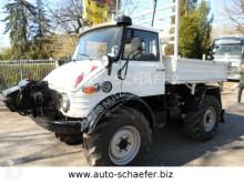 camion fourgon Unimog