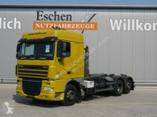 camion DAF XF 105.460, 6x2,Space Cab, EEV, Meiller RK 20.60