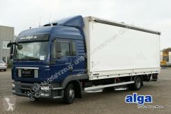 MAN 12.220 BL TGL/7,2 m. lang/Gardine/AHK/Klima truck