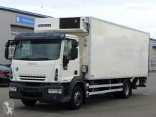camion Iveco Eurocargo 160E28*Euro 5*LBW 2000Kg*Trennwand*