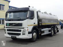 gebrauchter Tankfahrzeug Lebensmittel