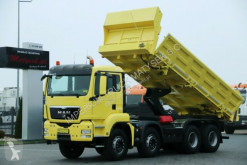 MAN TGS 35.400 / 8X4 / 2 SIDED TIPPER / BORTMATIC truck