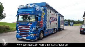Scania horse truck