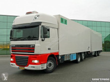 DAF FAR XF105.460 trailer truck