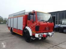 Mercedes 1222 AF FEUERWEHRWAGEN - AHK - Seilwinde SFZ