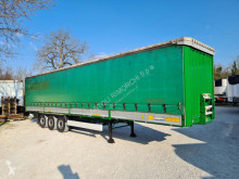 camion Krone SEMIRIMORCHIO, CENTINATO SPONDE, 3 assi