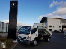 Fuso three-way side tipper truck