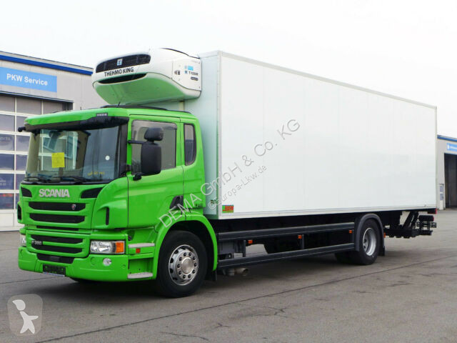 Voir les photos Camion Scania P 360*Euro 6*Retarder*Thermoking*LBW*Neuwertig