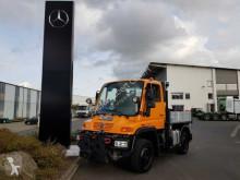 Mercedes UNIMOG U300 4x4 Hydraulik Standheizung Klima