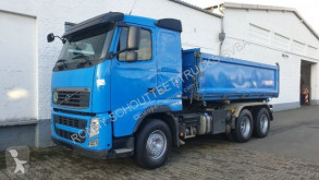 camion ribaltabile trilaterale nc