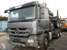 tweedehands vrachtwagen houtvrachtwagen