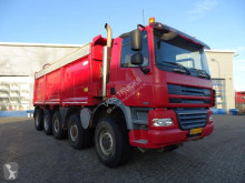 camion Ginaf X5450S 10X8 / MANUAL / GIJSBERTSEN KIPPER 27 M3 / COVERS / / 2009