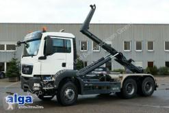 MAN 26.440 BL TGS 6x4,Radstand 3.600mm, Meiller truck