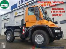 camion benne Unimog