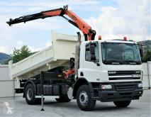ciężarówka DAF CF 75.250 *Kipper+Bordmatic 4,70m+Kran