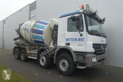 Intermix MERCEDES-BENZ - ACTROS 3241 8X4 EPS 10M3 EURO 3 truck