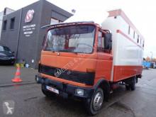 camion bétaillère bovins Mercedes
