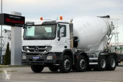 ciężarówka Mercedes ACTROS 3241 / CEMENTMIXER 9M3 /EURO 5 / EPS