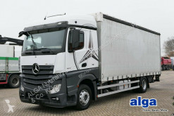 camion Mercedes 1836 L Actros, 7.800mm lang, gardine, LBW 1,5to.