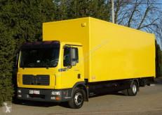 camion MAN TGL 12.180 euro 5,18 palet, kontener poduszki winda klapa